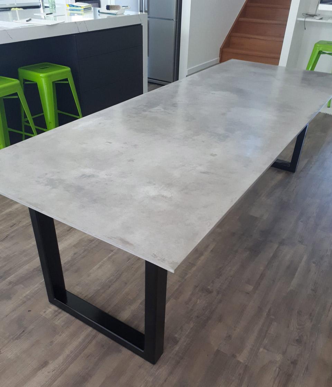 Trowlled Table Top
